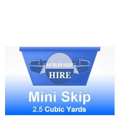 MINI SKIP 2.5YD - Order Now From €125.00