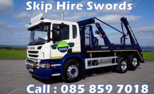 skip hire swords